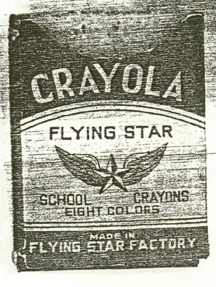 Crayola Flying Star - 8 colors.JPG