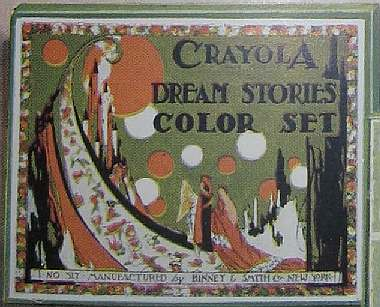Crayola Dream Stories Color Set - 5 colors