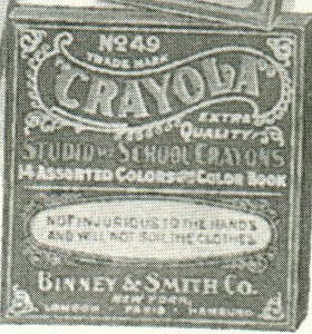 Crayola No 49 - 14 colors