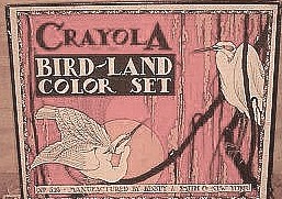 Crayola Birdland Color Set - 6 colors