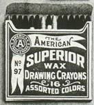 American No 97 - 16 colors