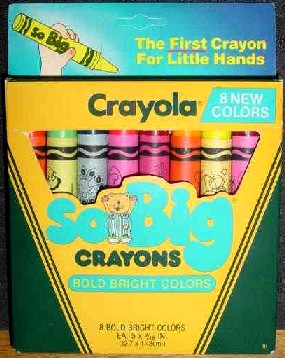 Crayola So Big (wavy trapezoid window) - 8