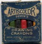 Artiscolor Sevens No 7 - 7 colors