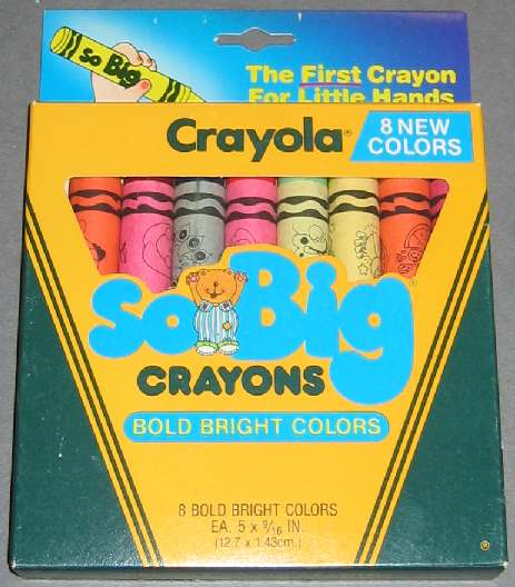 Crayola So Big (blue hanger lettering) - 8